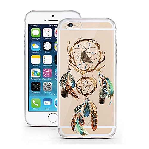 iPhone 6 6S cas par licaso® pour le modèle Be a Unicorn Licorne Conte de Fées TPU 6 Apple iPhone 6S silicone ultra-mince Protégez votre iPhone 6 est élégant et couverture voiture cadeau Traumfänger
