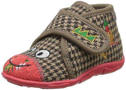 gbbnastriano-zapatillas-de-estar-por-casa-ninos-marron-marron-56-ttx-taupe-rouge-dtx-amis-22