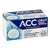 ACC akut 600 mg Hustenlöser, Brausetabletten