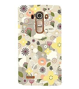 Clipart Design 3D Hard Polycarbonate Designer Back Case Cover for LG G4 :: LG G4 H815
