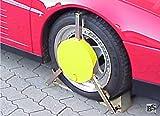"Radkralle/Parkkralle ""BS-Universa 315 Sportscars"", Behördenkralle in D (Reifen-B: 185-305 mm, ø: 560-700 mm, F: 13-22"")"