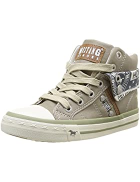 Mustang 5024-501-824 Unisex-Kinder Hohe Sneakers