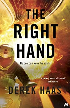 The Right Hand by [Haas, Derek]