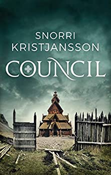 Council: Helga Finnsdottir Book II (The Helga Finnsdottir Mysteries 2) by [Kristjansson, Snorri]