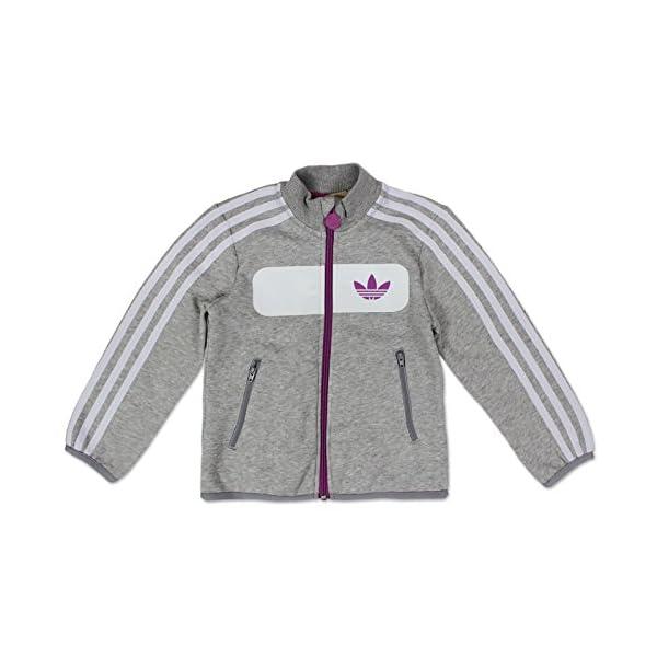 Adidas – Chaqueta Deportiva – para niña