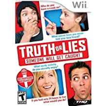 Truth or Lies (Wii) [Importación inglesa]