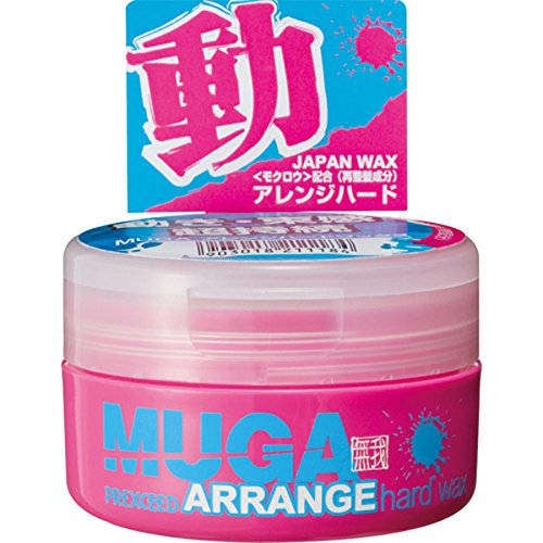 Muga Wax 85g Arenge Hard Wax