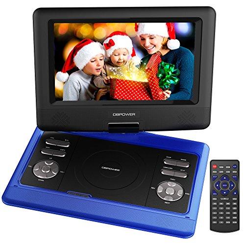 reproductor-de-dvd-portatil-de-105-con-pantalla-giratoria-4-horas-recargable-incorporada-de-la-bater
