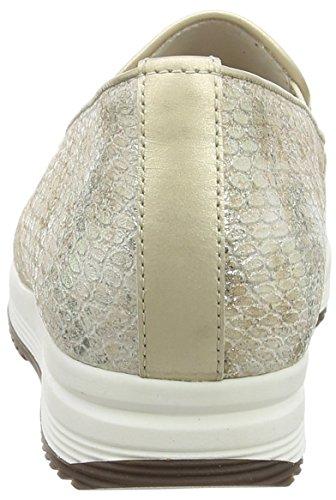 GaborEditor - Scarpe con Tacco donna Beige (Beige (Silk Vipera Leather))