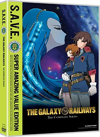 The Galaxy Railways - Galaxy Railways: S.A.V.E. [Import USA Zone