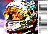 Cockpit, Helm und Halo (Wandkalender 2019 DIN A3 quer): Design aus dem Motorsport (Geburtstagskalender, 14 Seiten ) (CALVENDO Mobilitaet)