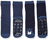 Magic Kids Baby - Jungen Socken Halo 550145, 2er Pack, Gr. 19-22 (Herstellergröße: 19/22), Mehrfarbig (Dunkel blau 772)