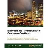 [(Microsoft .NET Framework 4.5 Quickstart Cookbook * * )] [Author: Jose Luis Latorre] [May-2013]
