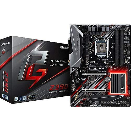 ASRock Z390 Phantom Gaming SLI - Plaque base