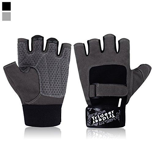 Trideer Ultralight Weight – Weight Lifting Gloves