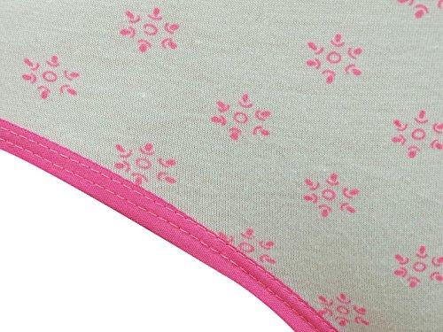 Body Mist Packung Von 3 Baumwolle Blumendruck Frauen Panty Unterwäsche Kurze Dessous Mehrfarben