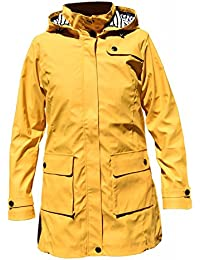 Amazon.fr   femme en impermeable cire - Vêtements techniques et ... 8f0f47fd85ed