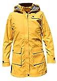 Batela Manteau de pluie Femme Longueur 3/4 , Couleur:jaune;Taille:40