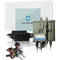 Car Rover® H7 Canbus Kit Xenon HID Senza Errori Decodifica Ballast 55W Lampadina del Faro 8000K
