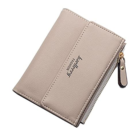 Ulisc Stylish Lady Snap Fastener Short Clutch Wallet Vintage Women Wallet Fashion Small Female Purse Short Coin Card Holder