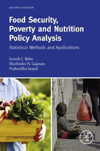 51MYrZ8O3DL - Food Security, Poverty and Nutrition Policy Analysis: Statistical Methods and Applications Reviews Professional Medical Supplies