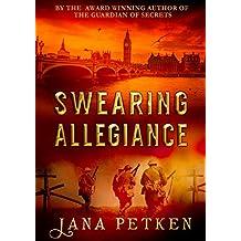 Swearing Allegiance: The Carmody Saga (English Edition)