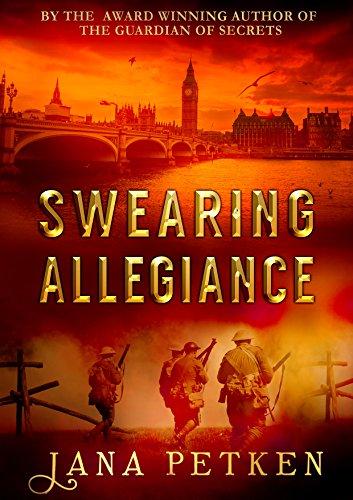 Book cover image for Swearing Allegiance: The Carmody Saga