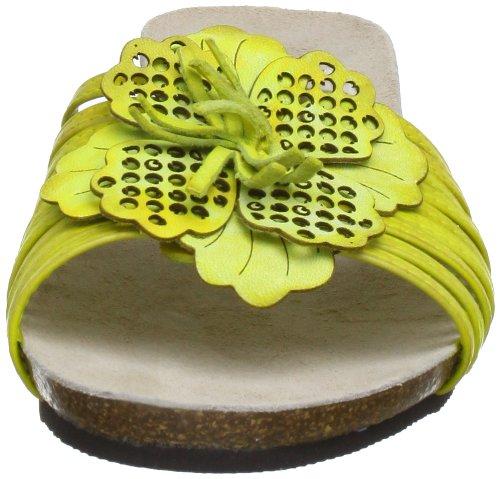 Fortuna Salma 423001-02 Damen Clogs & Pantoletten Gelb (yellow 075)