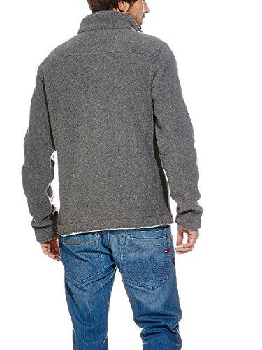 Tatonka Hamilton Jacket giacca da uomo, Uomo, Giacca, Jacke Hamilton Jacket, Grigio ghiaia, M Grigio ghiaia