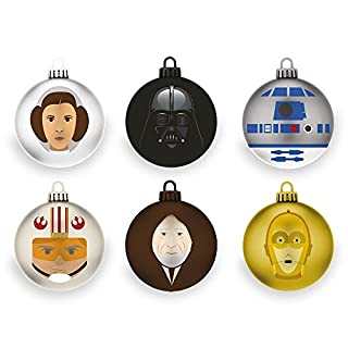 Star Wars - A New Hope Baubles (6-Pack) (B014I6Z27W)   Amazon Products