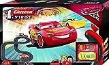 Carrera First Rayo Mcqueen, Dinoco Cruz Disney·Pixar Cars circuito de coches (20063011)