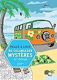 Peace & Love : 50 coloriages mystères