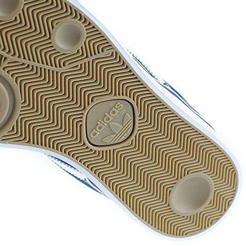 adidas Skateboarding Busenitz Vulc ADV, mystery blue-ftwr white-scarlet mystery blue-ftwr white-scarlet