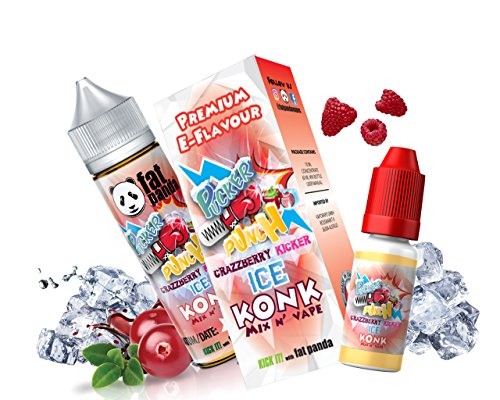 KONK Mix'n Vape Crazzyberry Kicker Ice Aroma by Fogging Awesome Nikotinfrei
