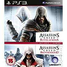 Assassin's Creed Brotherhood , Revelations Double Pack PS3