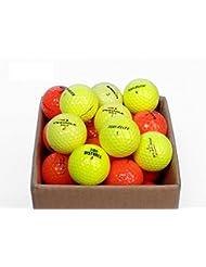 Replay Golf Fun Balls Colours 25 - Set de regalo de golf, color marrón