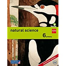 Natural science. 6 Primary. Savia - 9788415743811