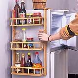 Regale Store und Shop, Kühlschrank, Wand, Geschirr, Lagerung und Abstellflächen, Drei Schichten