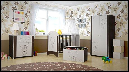 5 piezas cuarto niños bebé muebles juego llaves