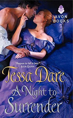 A Night to Surrender (Spindle Cove) by Tessa Dare (2011-08-30)