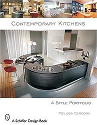 Contemporary Kitchens: A Style Portfolio (Schiffer Design Book)