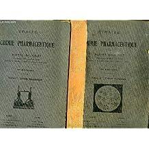 2 TOMES. TRAITE DE CHIMIE PHARMACEUTIQUE. TOME 1: CHIMIE INORGANIQUE. TOME 2: CHIMIE ORGANIQUE.