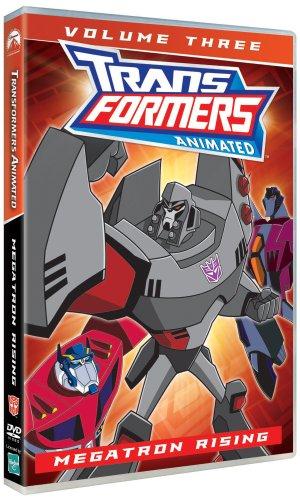 Vol. 3: Megatron Rising - Transformers