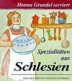Hanna Grandel serviert schlesische Spezialitäten - Hanna Grandel
