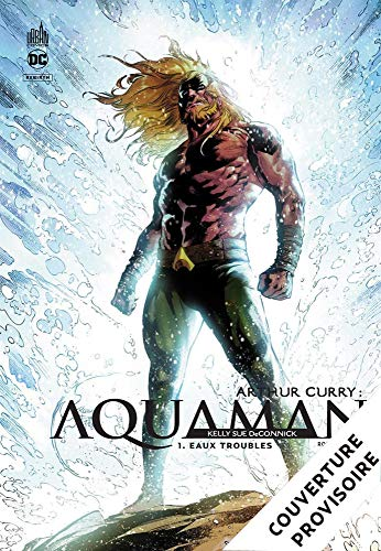 Arthur Curry : Aquaman : Tome 1, Eaux troubles par Robson Rocha,Daniel Henriques,Kelly Sue DeConnick