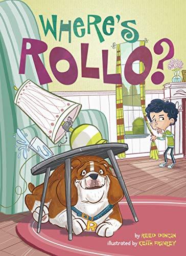 Grad Rollo (Where's Rollo? (English Edition))