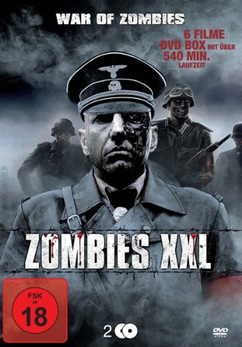 Bild von Zombies XXL - 6 Filme : Legion Of The Dead - Plane Dead - Night Of The Living Dead - Zombie War - Zombie Apocalypse - Extinction [2 DVDs]