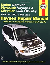 Dodge Caravan, Plymouth Voyager and Chrysler Town and Country Automotive Repair Manual: 1996 to 2002 (Haynes Automotive Repair Manuals)