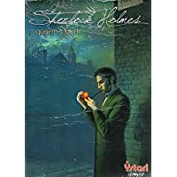 Asmodee - Jeu de Stratégie - Sherlock Holmes