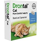 Drontal Cat Worming - 6 Tablets